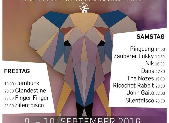 Musikwelle Guggach 2016